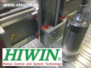 Профильные направляющие HIWIN. Фрезерные станки с ЧПУ Esfero 3D Lynx 3D